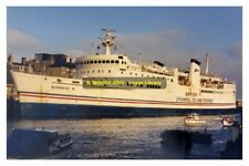 rp12511 - British Channel Islands Ferry - Baroness ex Lion - photo 6x4