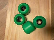 NOS 1979 Sims Gyro skateboard wheels - NOS or possibly repro - green