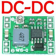DC-DC Mini 3A Adjustable Converter Step down Power Supply Module replace LM2596