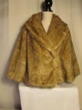 veste fausse fourrure FOLIA taille 3