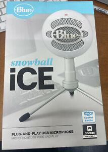 Blue Snowball Ice Plug-and-Play USB Microphone  - 988-000071
