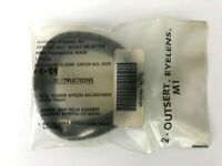 Pair of Clear Gas Mask Respirator Protective Lense Covers Outserts for M17 - NOS