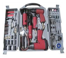 77PC Power Air Gun Tool Kit Ratchet Wrench Grinder Hammer Socket Hex - AmTech