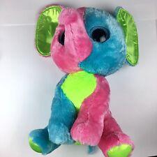 Ty ELFIE Beanie Boo Elephant Large Jumbo 17