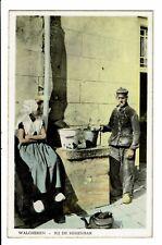 CPA -Carte postale-Pays Bas- Zeeland Walcheren-Bij de Regenbak VM3119