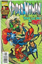 Spider Woman - Marvel Comics - #1 July And #2 August 1999 - UK FREEPOST