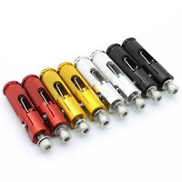 CNC Universal Foldable Footpegs Foot Pegs Pedals Rest For Streetbike Sportbike