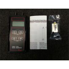 Dwyer 477AV-2 Handheld Digital Manometer, 0 to 40 In WC, 10 psig Max