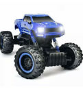 DOUBLE E RC Rock Crawler 4WD Dual Motors Rechargeable Remote Control Truck NEW