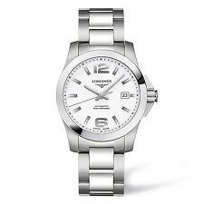 Longines Conquest Steel Automatic 41mm  Men's Watch L36764166