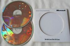 Microsoft Office XP Small Business 2002 & Media Content 2002 with Product Key