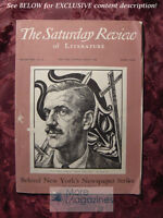 Saturday Review July 21 1945 STUART CLOETE HERBERT HARRIS