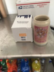 2020 OFFICAL OKTOBERFEST STEIN! LOWER PRICE!!!SOLD OUT EVERYWHERE!!!!