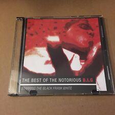 DJ Mister Cee Best of Notorious BIG CD Mixtape Classic Mix CD BIGGIE Smalls !