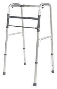 Aidapt Folding Walking Frame Unwheeled - VP129F
