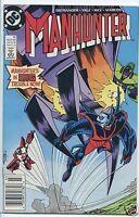 Manhunter 1988 series # 11 near mint comic book