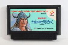 The Maze of Galious Majou Densetsu II 2 FC Nintendo Famicom NES Japan Import