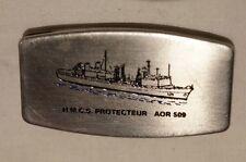 Canadian Navy RCN HMCS Protecteur AOR 508 Money Clip