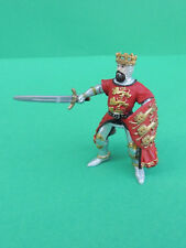 Papo 39338 Figurine rouge King Roi Konig Chevalier / Knight / Ritter  2006