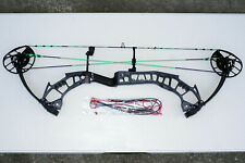 PSE XPEDITE ,Charcoal Riser, Black Limbs, 50-60LB 24.5-30 DL, Great Condition