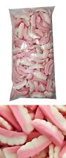 False Teeth Lollies 1kg Sealed Bag Party Favours Sweets Lolly Buffet Candy