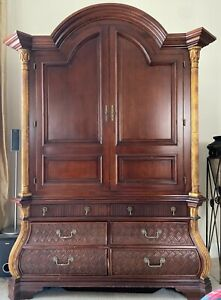 Bedroom Armoire - European style, solid wood, gorgeous