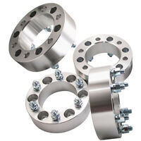 4PC 50mm for Chevy Wheel Spacer Adapters 6x139.7 Toyota Landcruiser Hilux 4WD