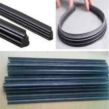 "Universal Auto Car Windshield Frameless Rubber,Refill 24"" 6mm,USA, Wiper Blade,"