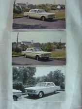 Vintage Car Photos 1962 Mercury Comet 799