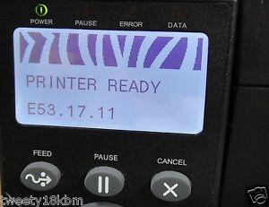 Zebra ZM400 Direct Thermal/Thermal Transfer (EPL) Printer - ZM400-2101-0000T