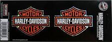 harley davidson bar shield auto motor cycle decal bike emblem tag sticker HD new