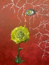 Tears of Life, 2000- Now, Original, Acrylic, Surrealism, fantasy, Signed