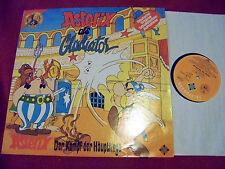 Asterix als Gladiator + Der Kampf der Häuptlinge   klasse Telefunken LP