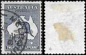 Australia, 1913, ROO, SG4, 2.5d DIE II, Wmk 2, USED, CV £22
