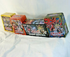 Yu-Gi-Oh! Lot of Shonen Jump Tins and Boxes Only No Cards - Tins Only