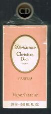Rare Diorissimo Christian Dior Parfum 20ml-0.68 US.FL.OZ Vaporisateur SEALED BOX