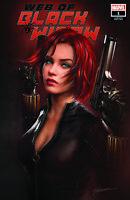 BLACK WIDOW #1 Shannon Maer Variant Marvel Comics 1st Print New NM LTD 3000 RARE