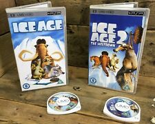 Ice Age 1 & 2 (Meltdown) (UMD Bundle) Children's Animation - PSP Film/Movie