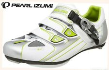 new PEARL IZUMI P.R.O carbon road cycling shoes ultralight white 38 womens u.s 7