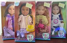 BFC doll clothes, set of 4 different outfits Brand NEW In Package