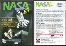 NASA 25 YEARS - DVD - VOL. 4 - OPENING NEW FRONTIERS, SATELLITE REPAIRS, ....