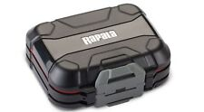 Rapala Utility Tackle Box - Small - Heavy duty 4-sided tackle storage #Rubs