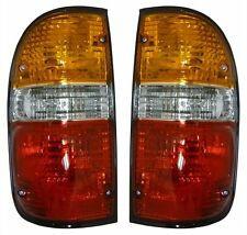 2001 - 2004 TOYOTA TACOMA TAIL LAMP LIGHT PAIR LEFT AND RIGHT SET