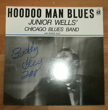 BUDDY GUY 'HOODOO MAN BLUES' SIGNED ALBUM *PROOF 1