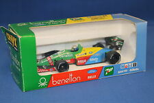 Onyx Formula One Benetton 1988-89 Alessandro Nannini  Ref 029