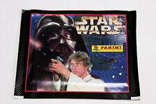Panini STAR WARS (1996) 1 x Tüte Packet Bustina, Motiv LUKE SKYWALKER Rar!