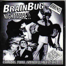 BrainBug-Sounds From Another Dimension cd single