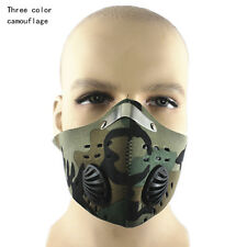 Bike Cycling Bicycle Ski Anti-dust Half Face Mask with filter WO