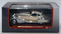 Atlas Editions Silver Cars Collection 1/43 Scale 7 687 105 - Mercedes Benz 500K