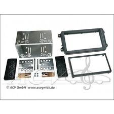 ACV 381320-10 DOUBLE DIN Installation Kit Skoda,VW Golf,Passat,Jetta Colour: